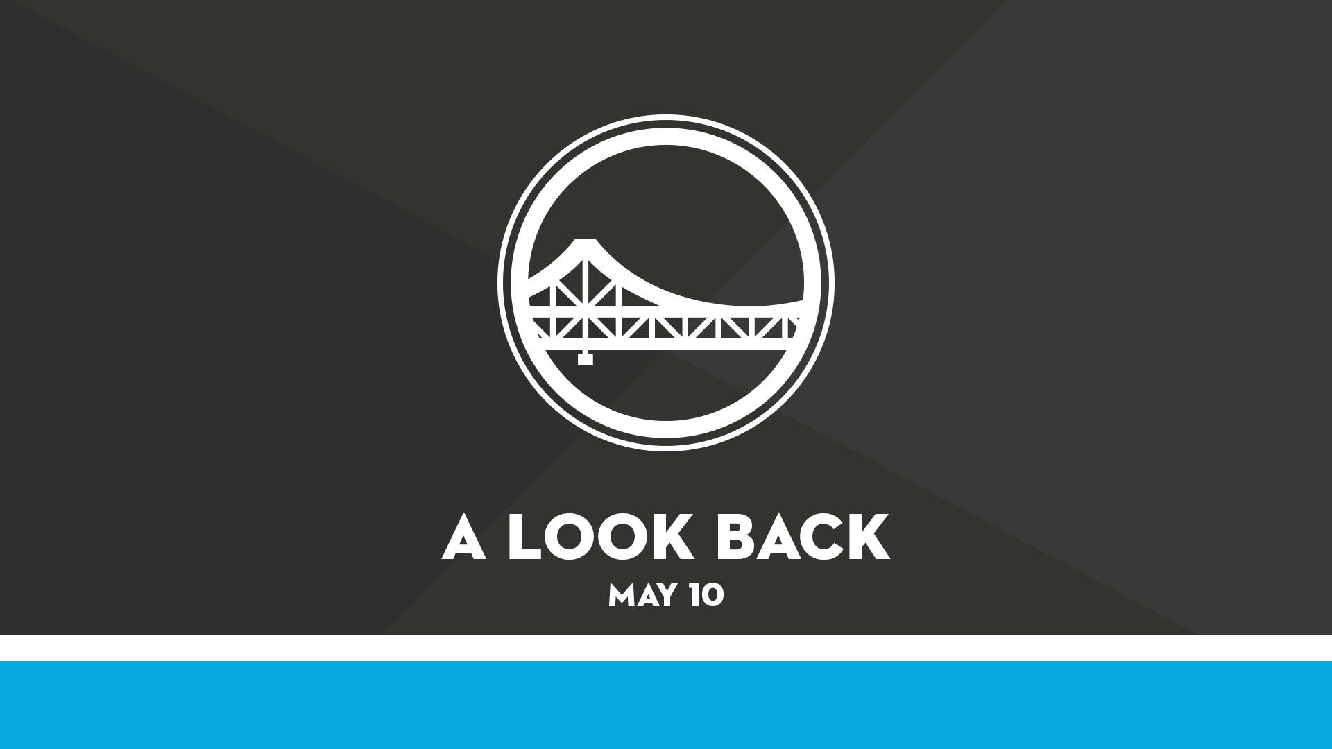 A Look Back