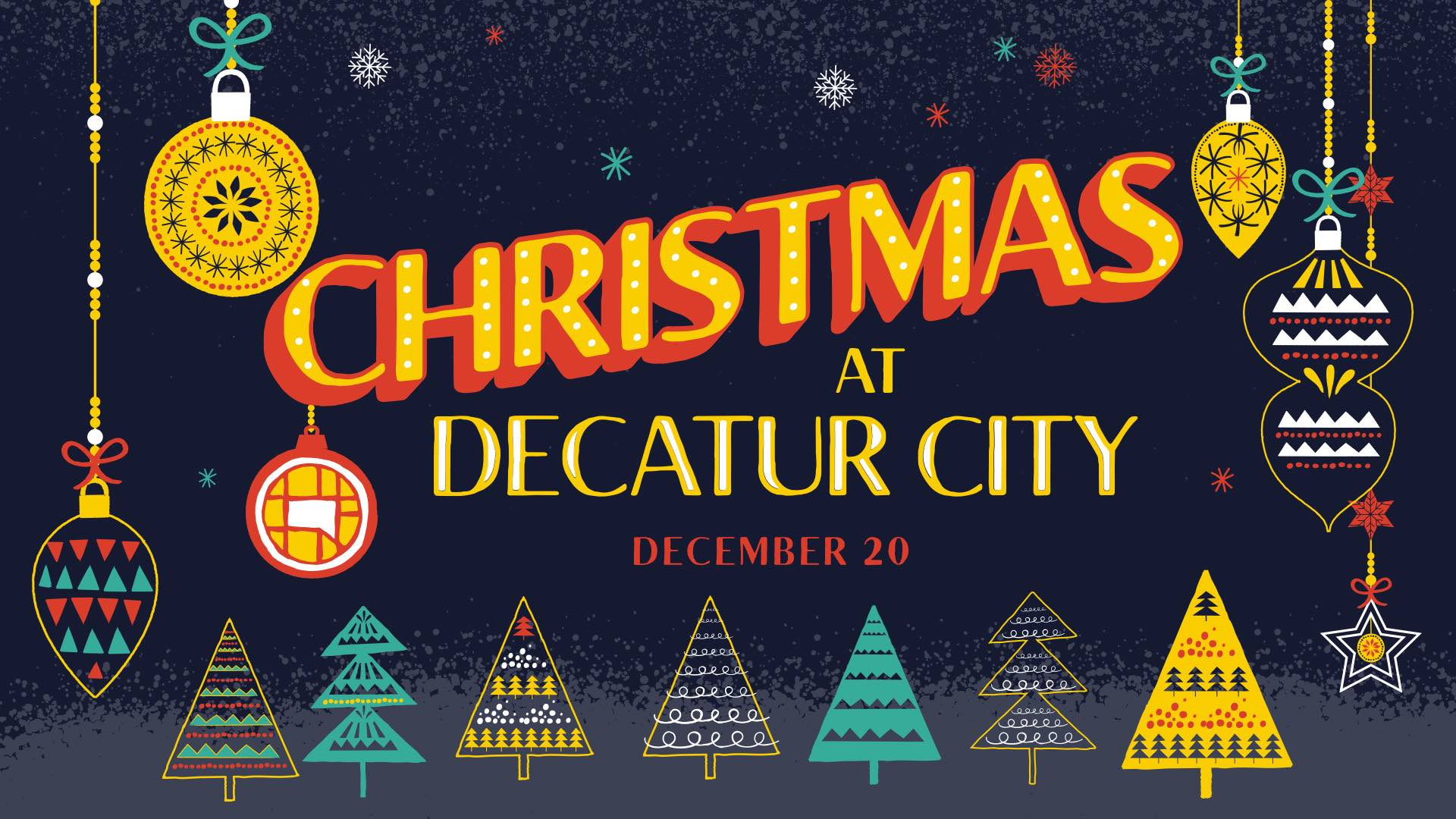 Christmas at Decatur City