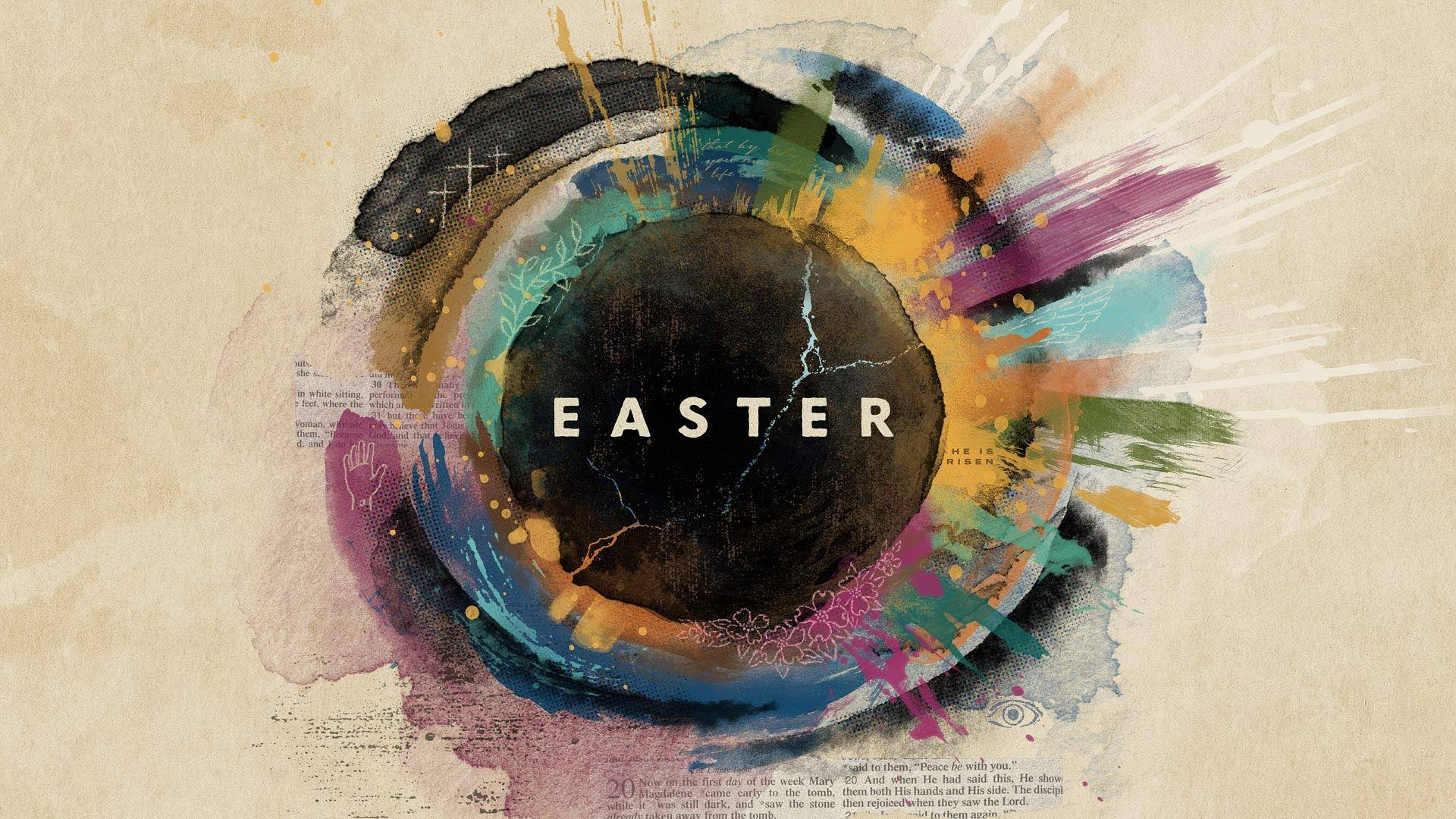 Easter: Invitation to Believe