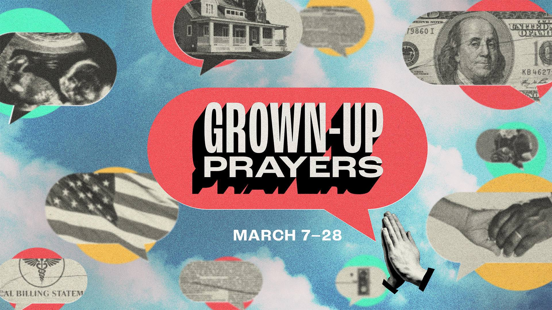 Grown-Up Prayers
