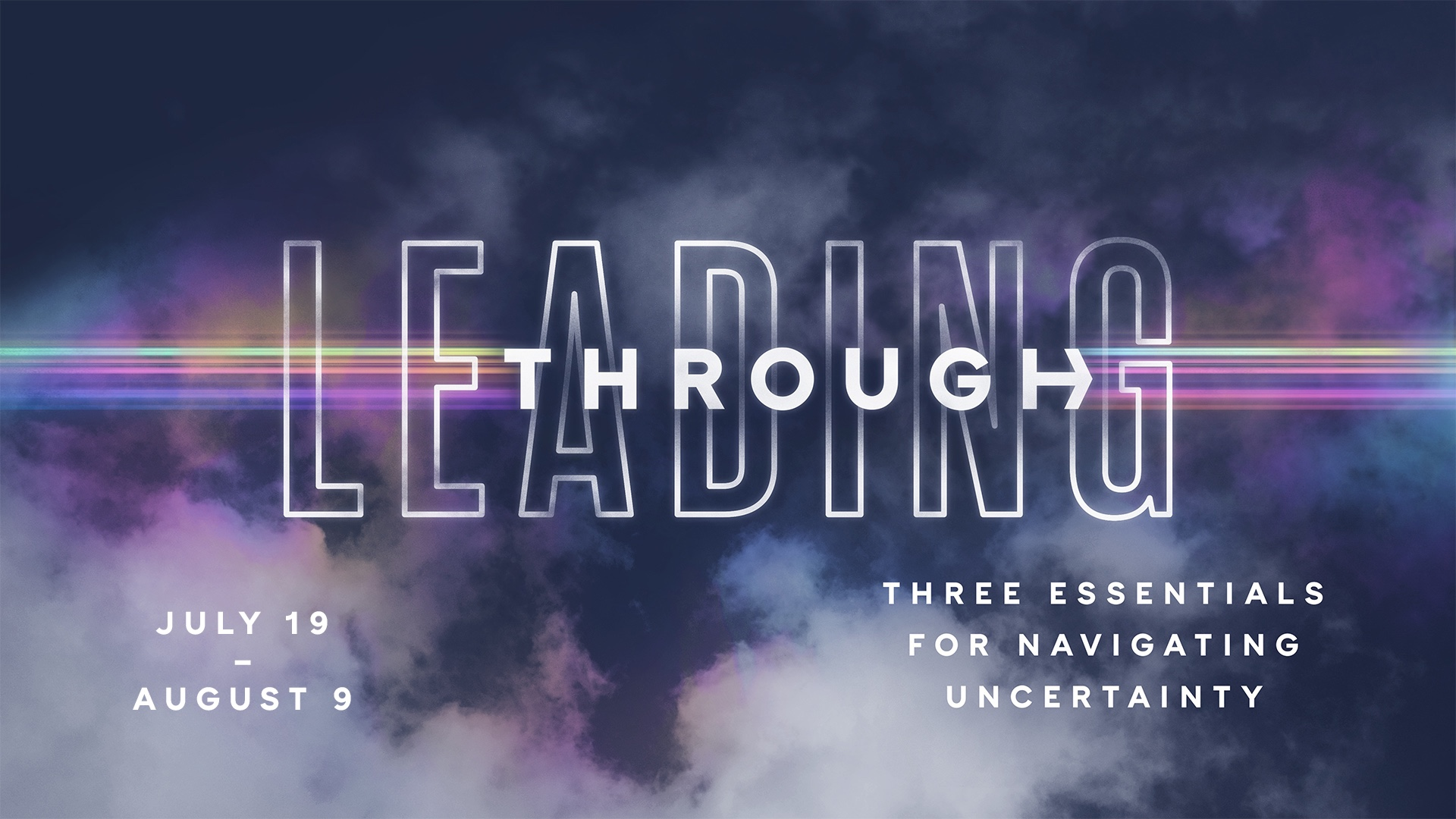Leading Through