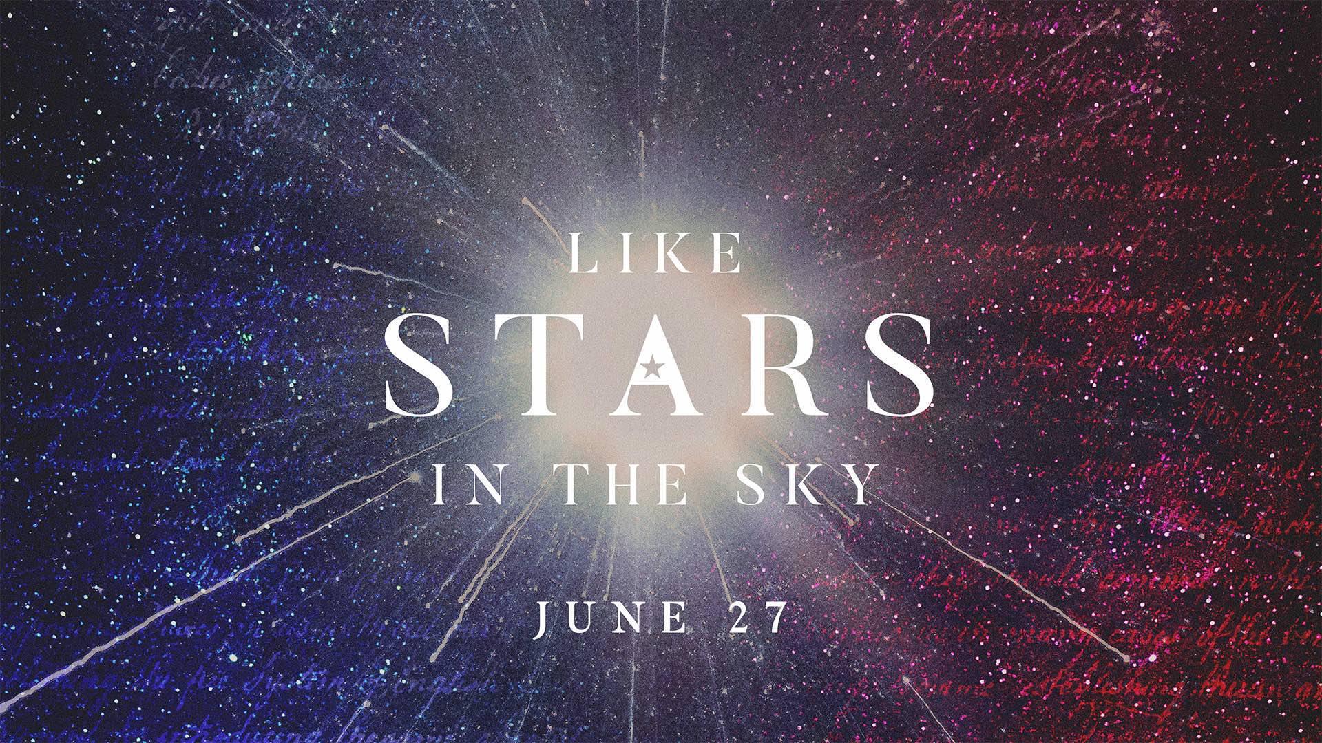 Like Stars in the Sky