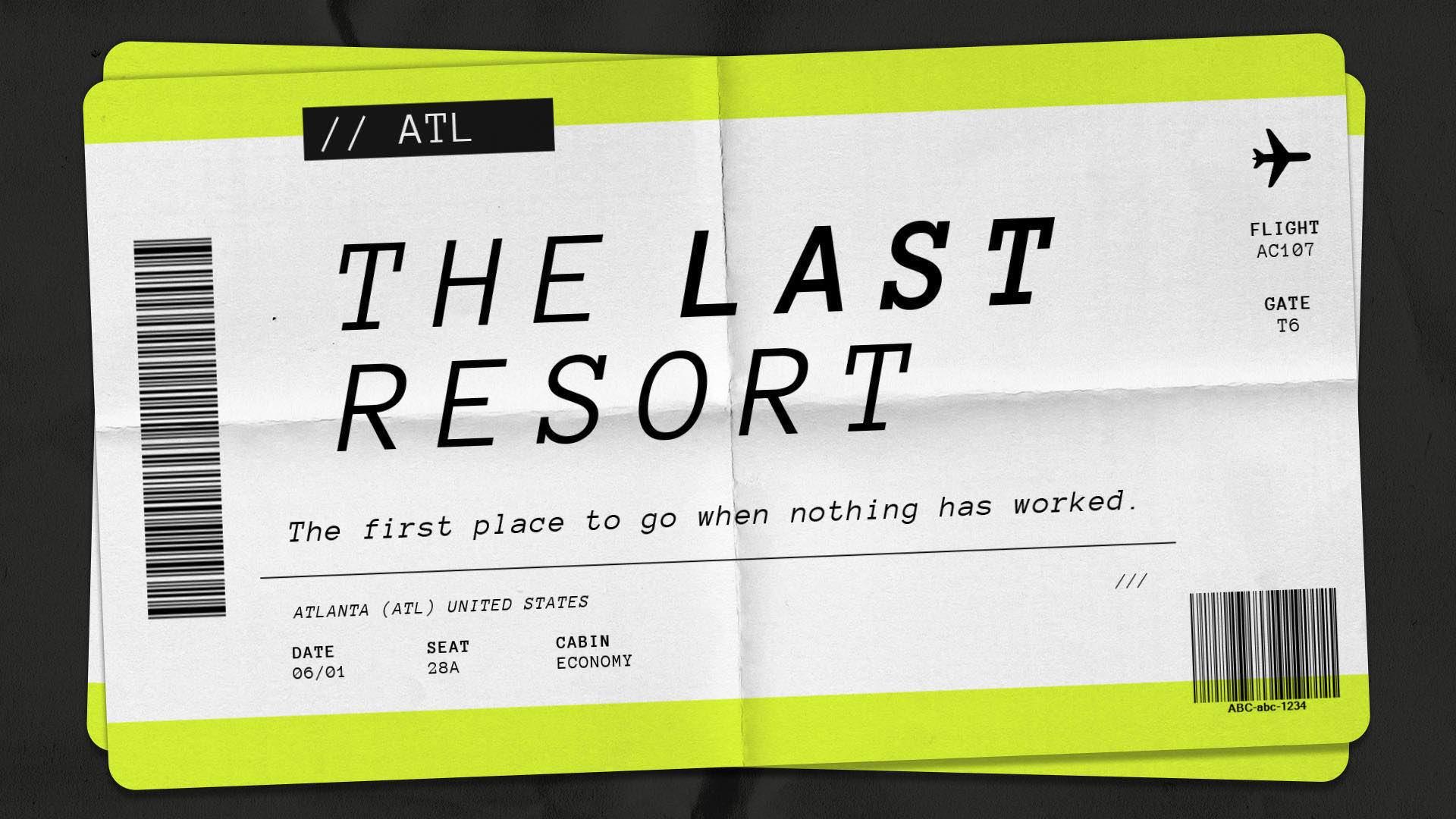 The Last Resort - Rise Up